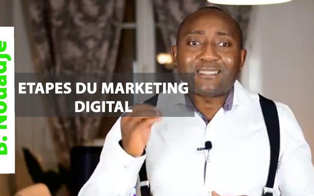 7 Etapes pour apprendre le marketing digital… même sans diplôme.